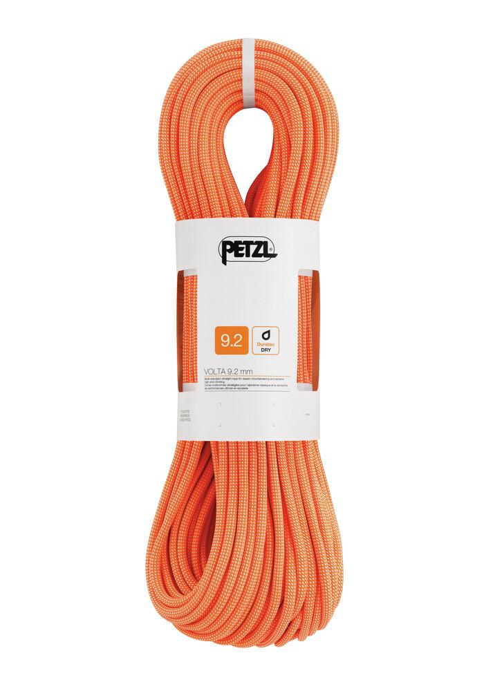 Petzl Volta Climbing Rope 9,2 mm x 80 m orange at ...